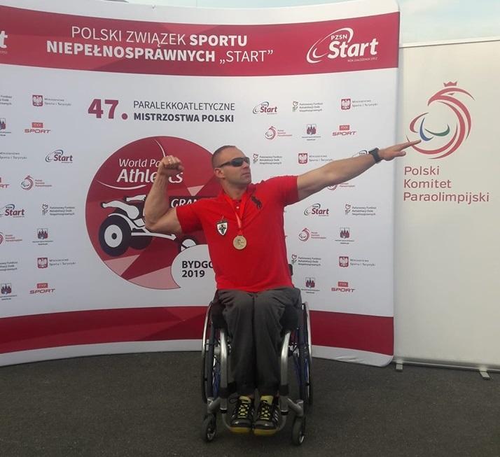 Lech Stoltman z Chojnic Mistrzem Polski. Agata Gałan z Polnicy wraca z dwoma medalami