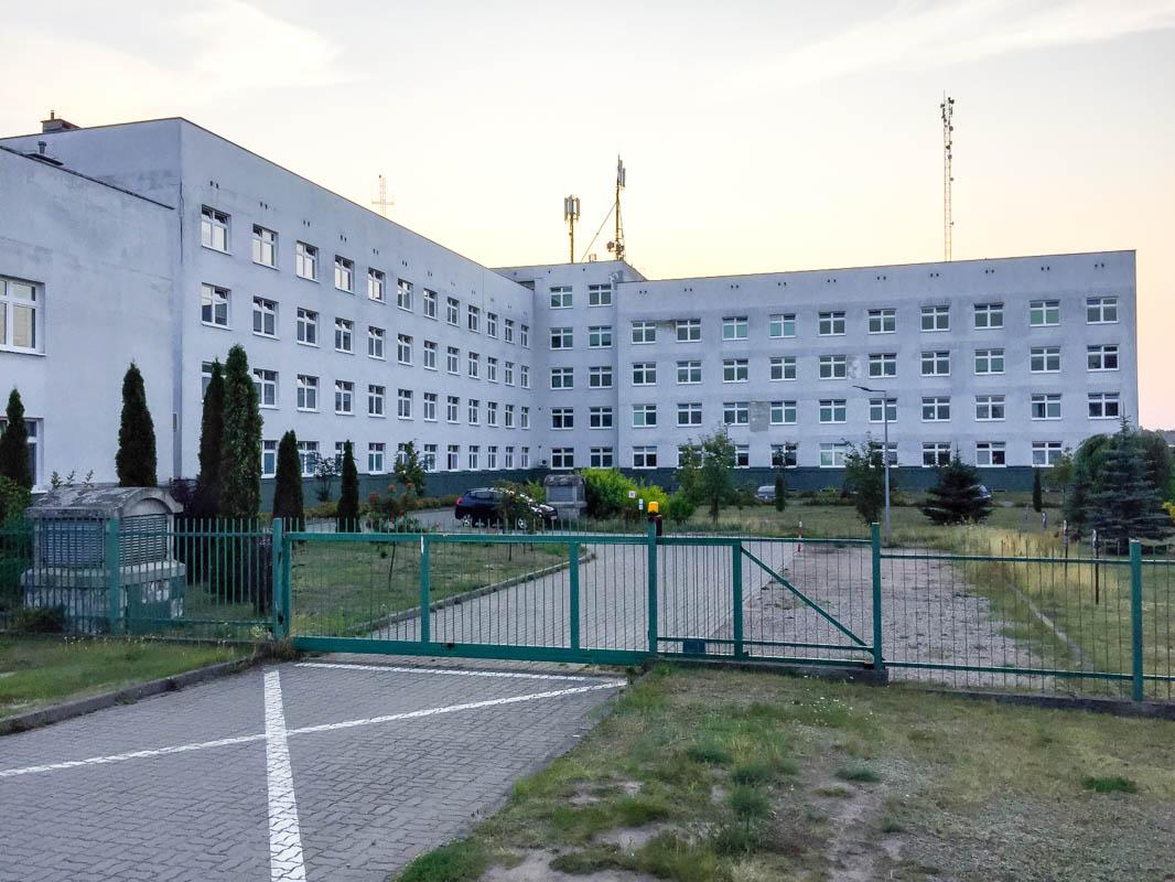 W chojnickim szpitalu zmarł jeden z dwudziestu pacjentów spalonego hospicjum