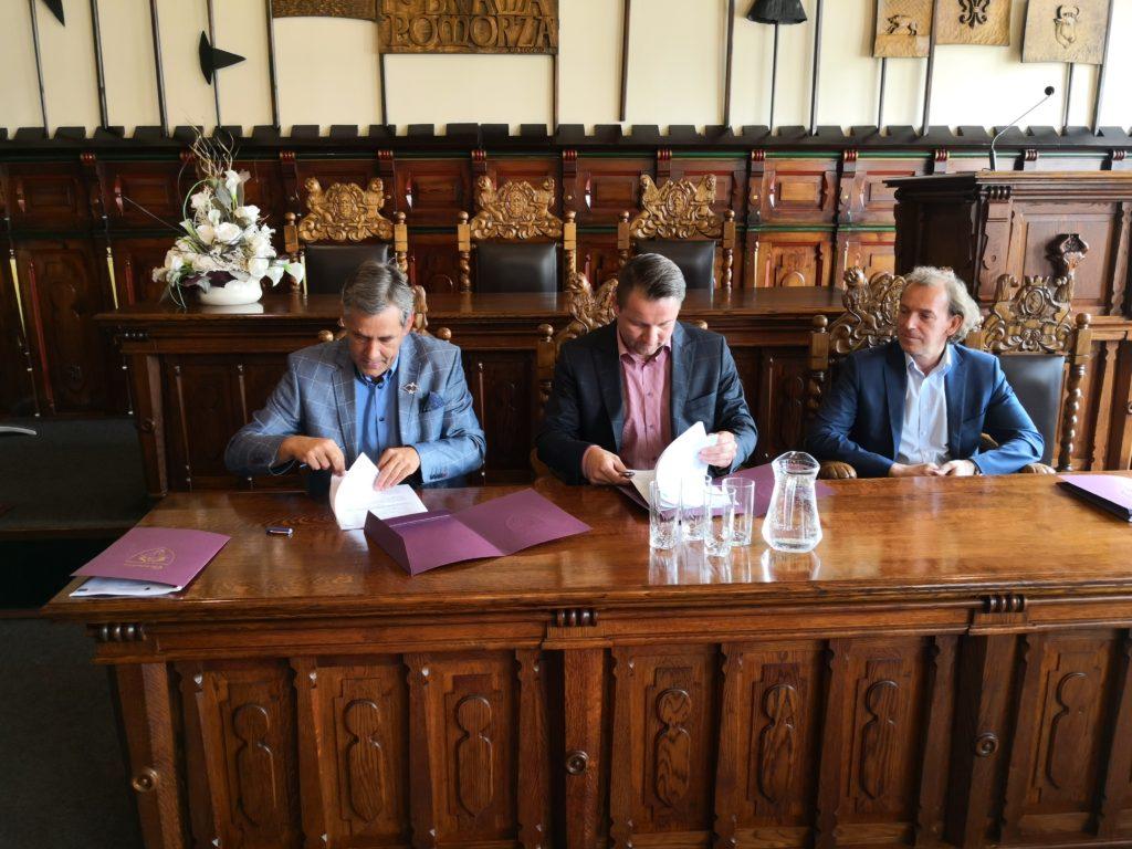 Podpisano umowę na zaprojektowanie budynku dworca kolejowego