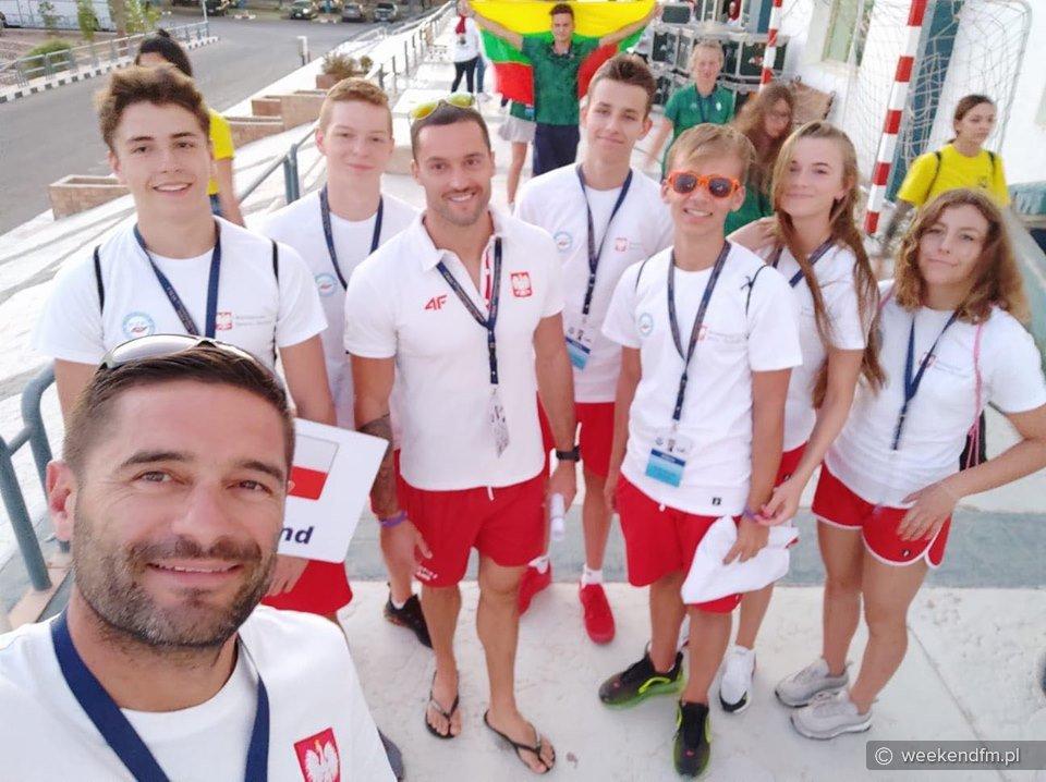 Szymon Kropidłowski z Manty Kościerzyna zdobył drugi medal Mistrzostw Świata Juniorów w pływaniu w płetwach