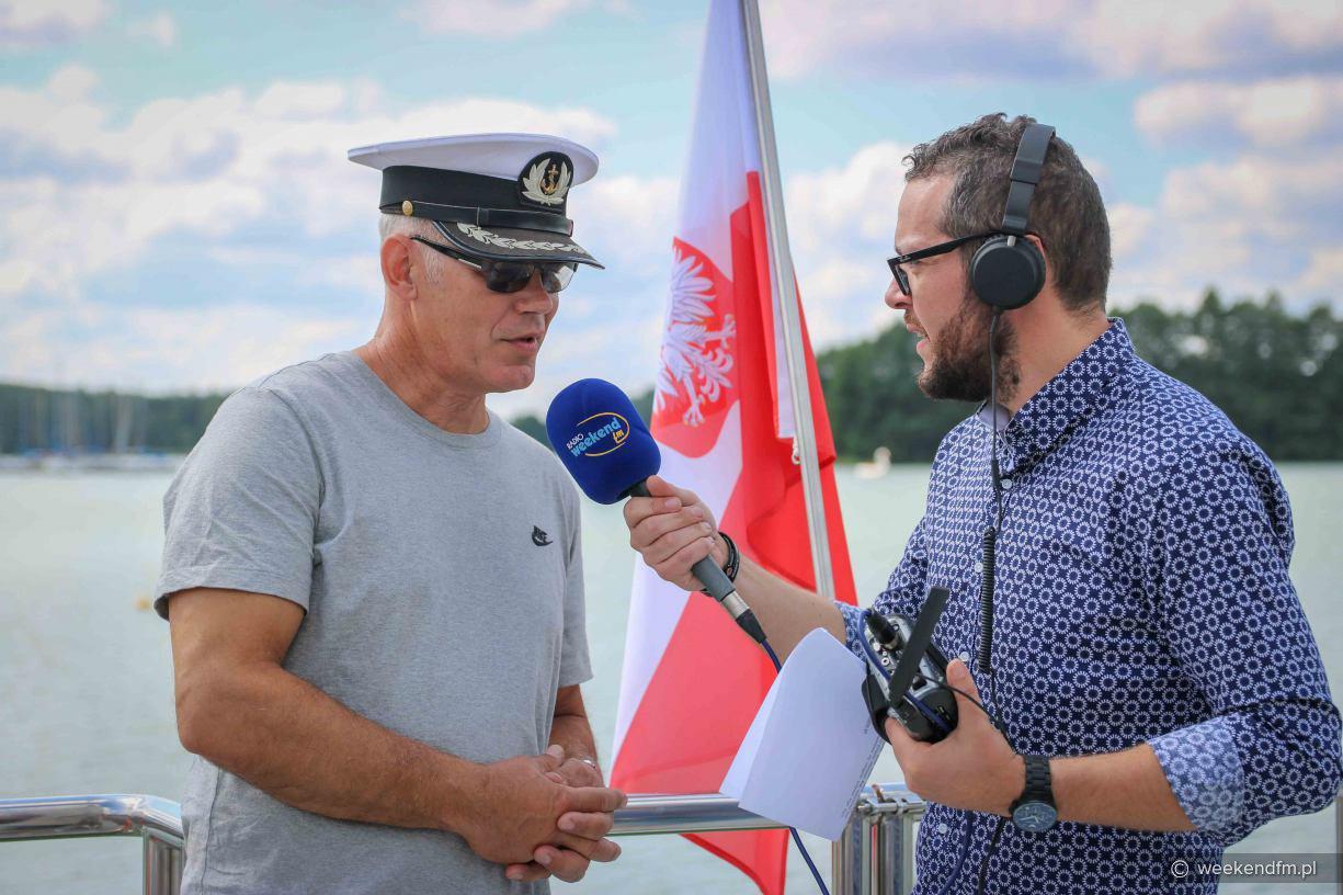 Święto Sielawy i Raka Szlachetnego we Wdzydzach. Słuchaj relacji Weekend FM znad