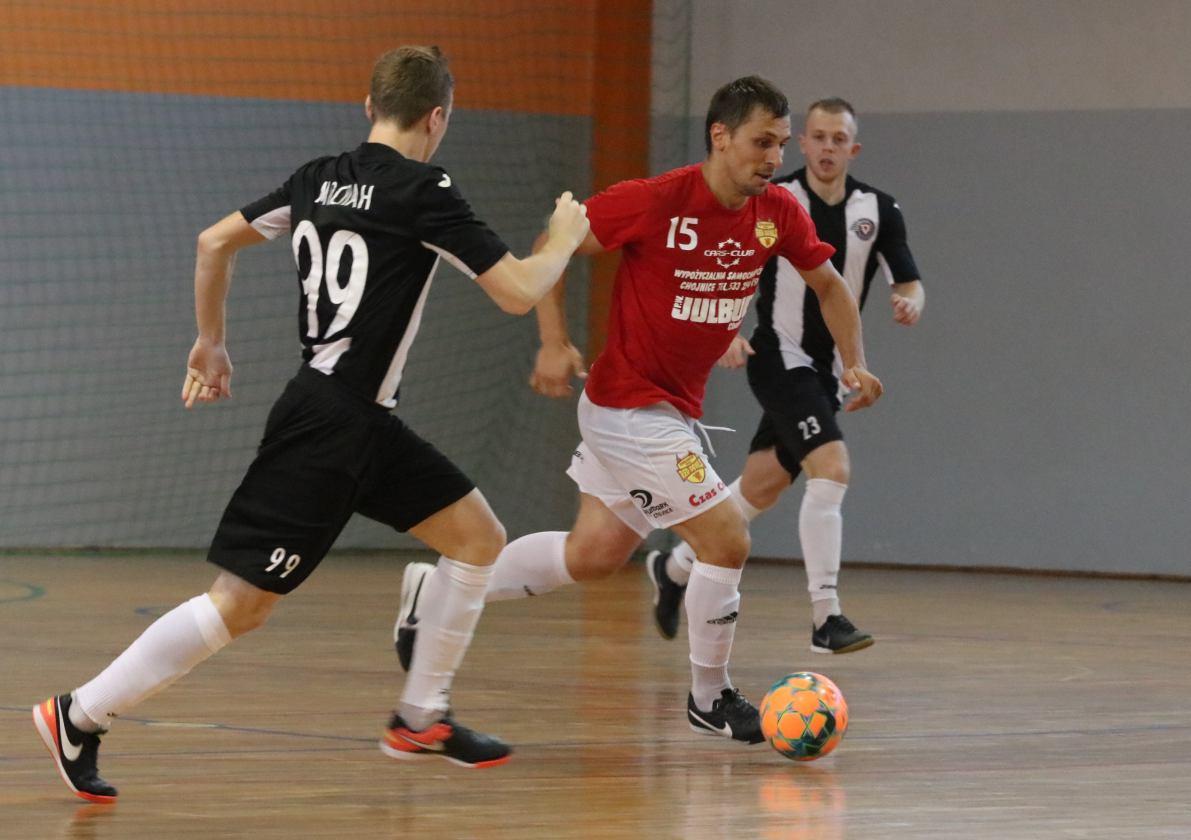 Zwycięstwo futsalistów Red Devils Chojnice w pierwszym sparingu przed nowym sezonem