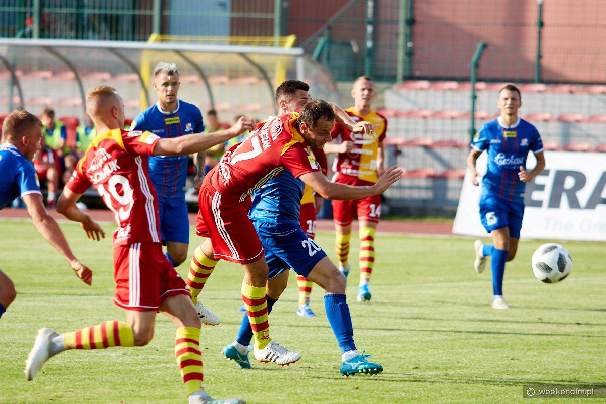 Tomasz Mikołajczak przedłużył o 3 lata kontrakt z Chojniczanką