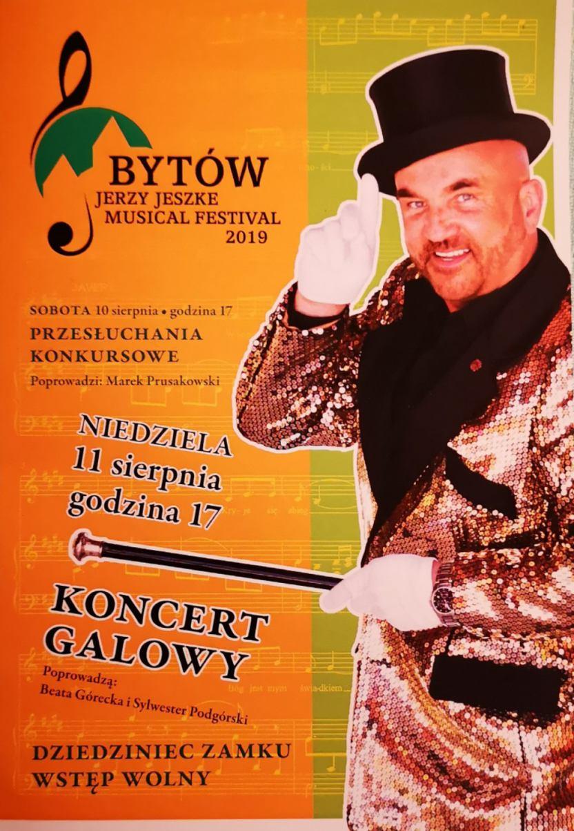 W Bytowie dziś pierwsza edycja Festiwalu Musicalowego