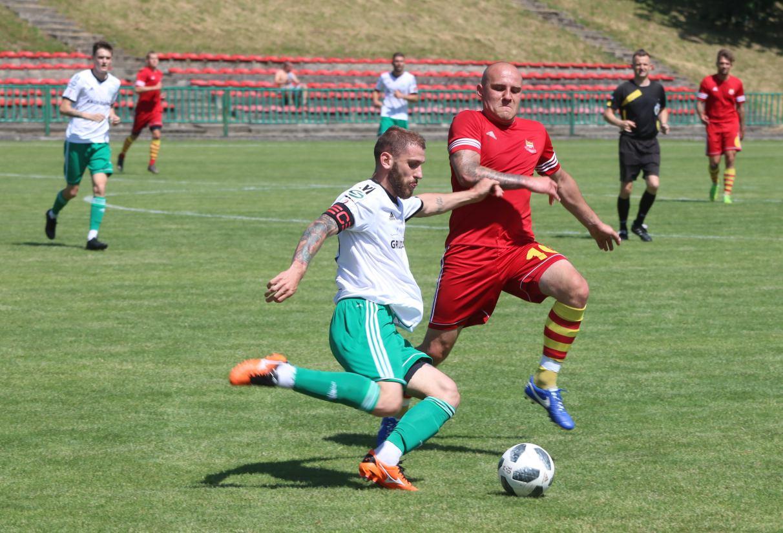 Chojniczanka zagra dziś z Olimpią Grudziądz o pierwsze zwycięstwo w nowym sezonie
