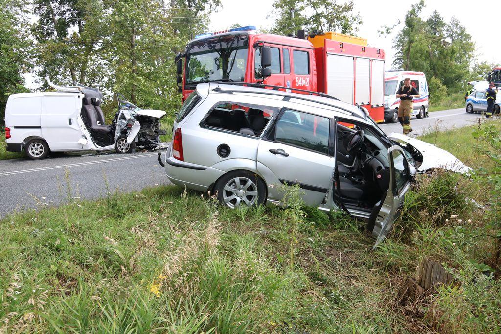 Zmarła kobieta poszkodowana w sobotnim wypadku w Silnie