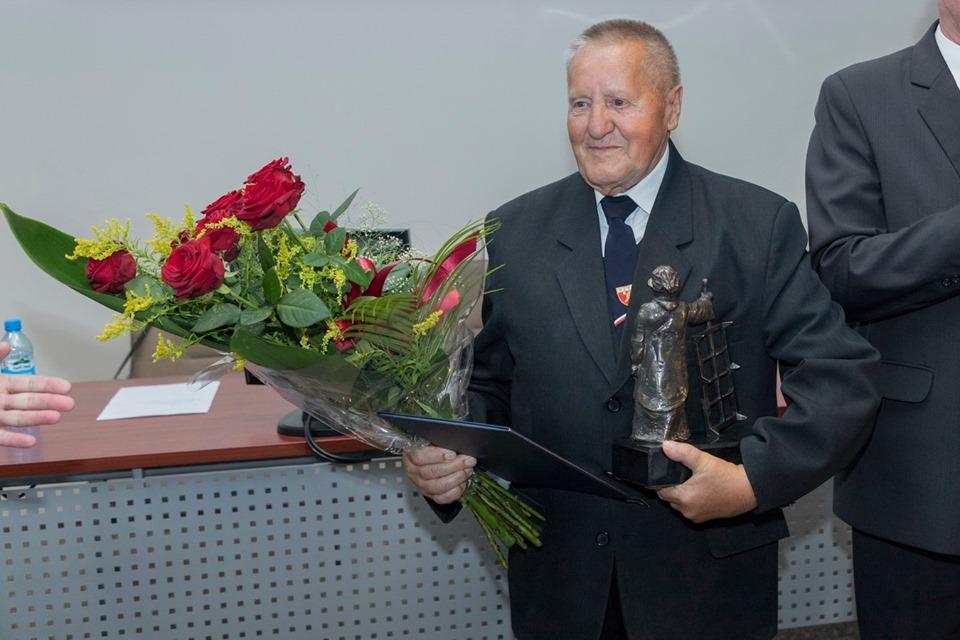 Nagroda św. Wawrzyńca dla trenera tenisa stołowego w Krajnie Sępólno Romana Buławy