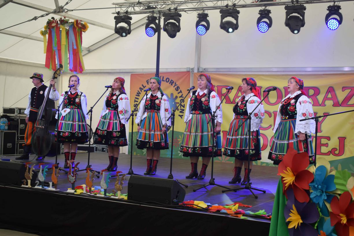 Znamy zdobywcę Grand Prix 15. Festiwalu Folklorystycznego w Wyczechach