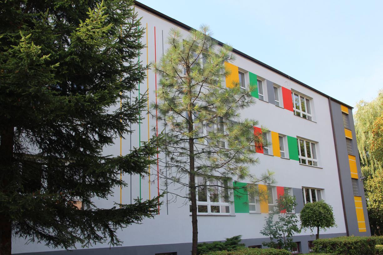 Trwa modernizacja I Liceum Ogólnokształcącego w Kościerzynie