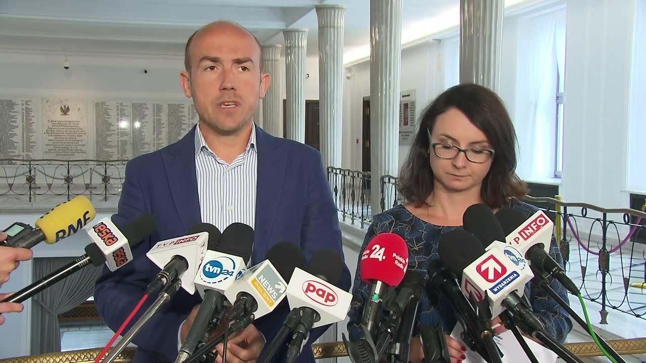 Opozycja Żądamy jak najszybszego opublikowania list poparcia do KRS
