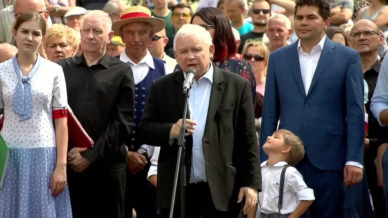 J. Kaczyński Arcybiskup Jędraszewski broni normalnej rodziny, jestem mu za to wdzięczny