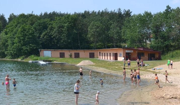 Radny wnioskuje o budowę sanitariatów dla człuchowskich kajakarzy