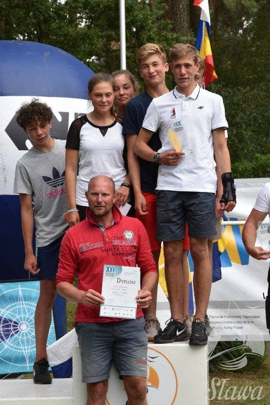 Chojnicki Klub Żeglarski najlepszy w Polsce! Wygrał klasyfikację klubową Ogólnopolskiej Olimpiady Młodzieży