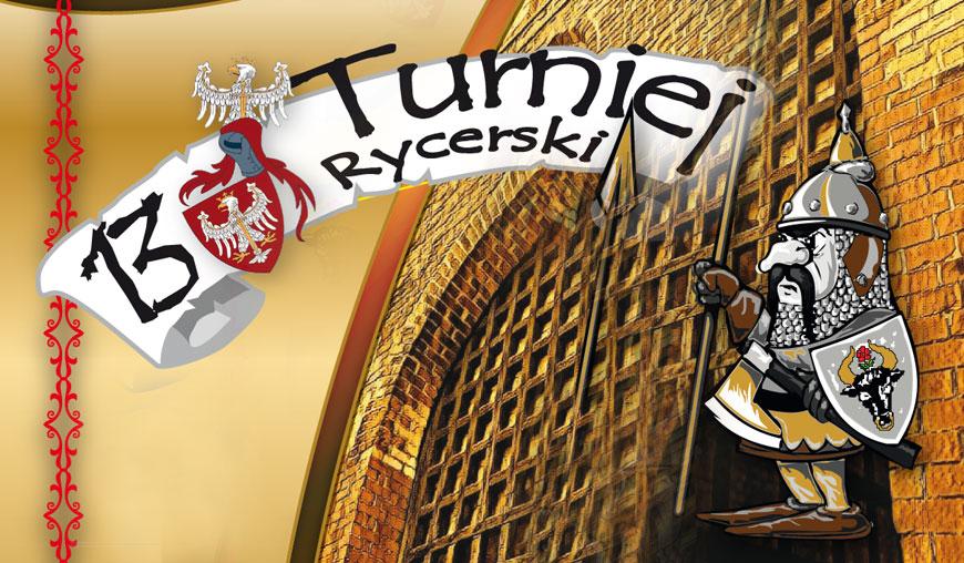 Już dziś 24.08 w Chojnicach 13. Turniej Rycerski i inscenizacja oblężenia miasta w 1466 roku