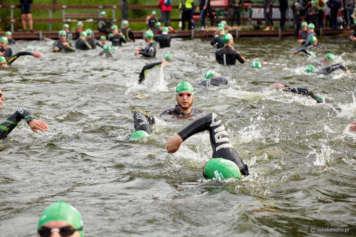 Dziś i jutro siódma edycja triathlonu w Przechlewie. Będą utrudnienia w ruchu