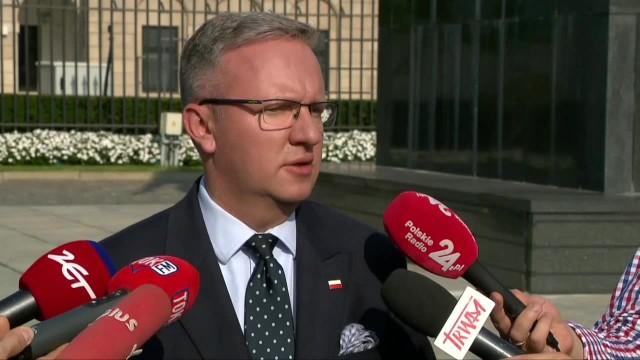 K. Szczerski Jest wyraźna wola prezydenta Trumpa, by jeszcze w tym roku odwiedzić Warszawę