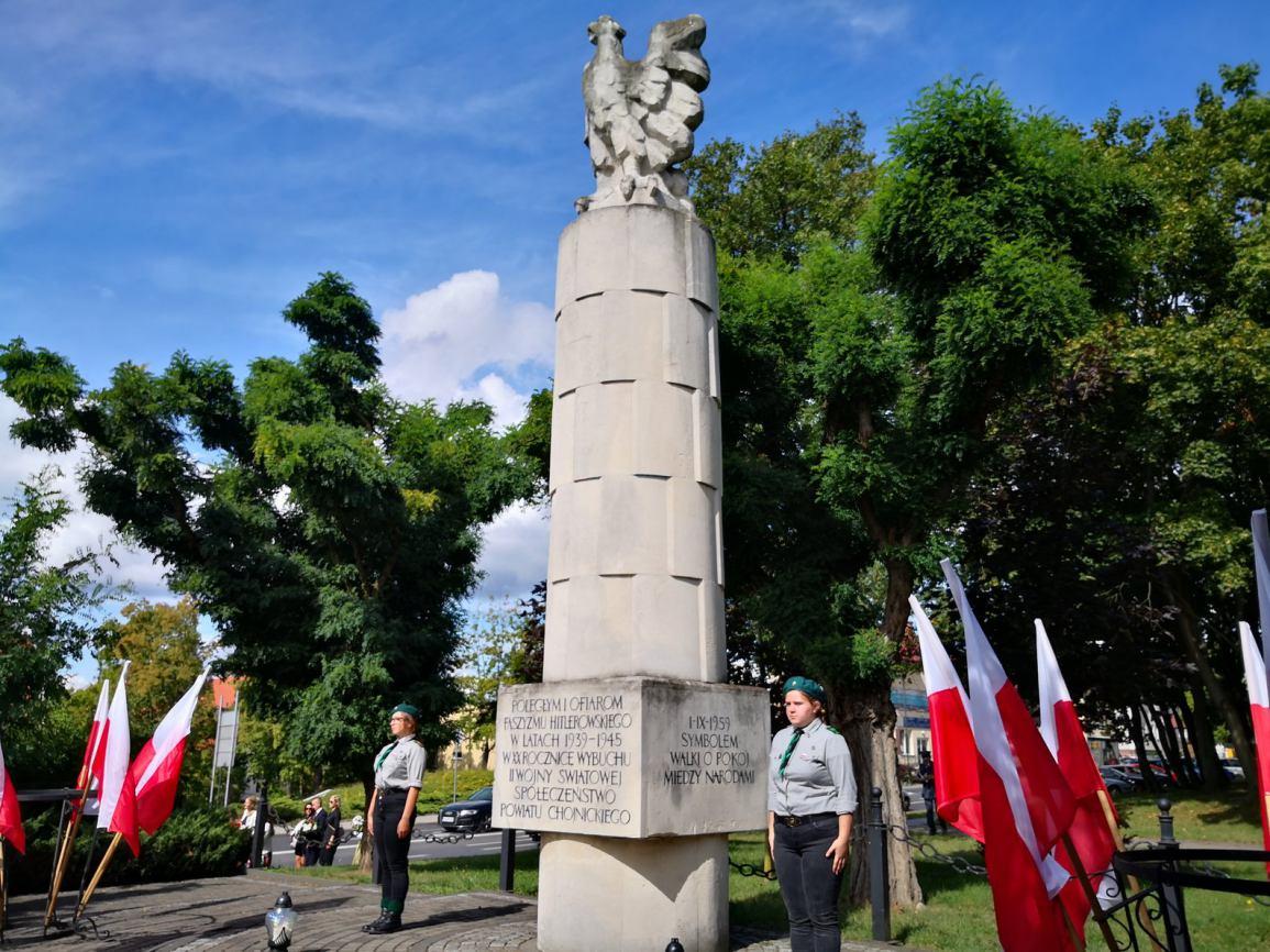 Obchody 80. rocznicy wybuchu II wojny światowej FOTO