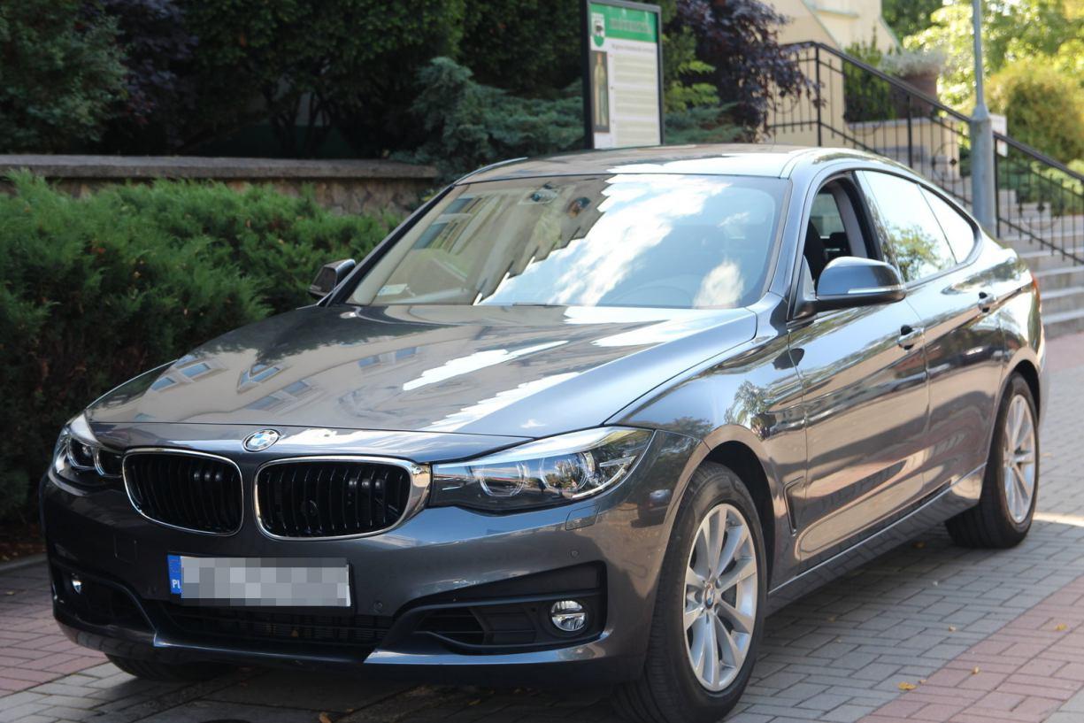 Nowe BMW zasiliło tabor kościerskiej policji FOTO