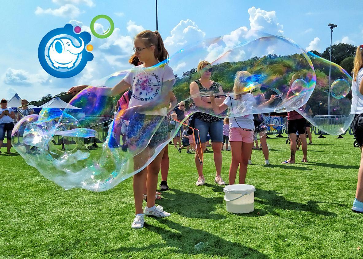 Bubble Day w Chojnicach. Zapraszamy!