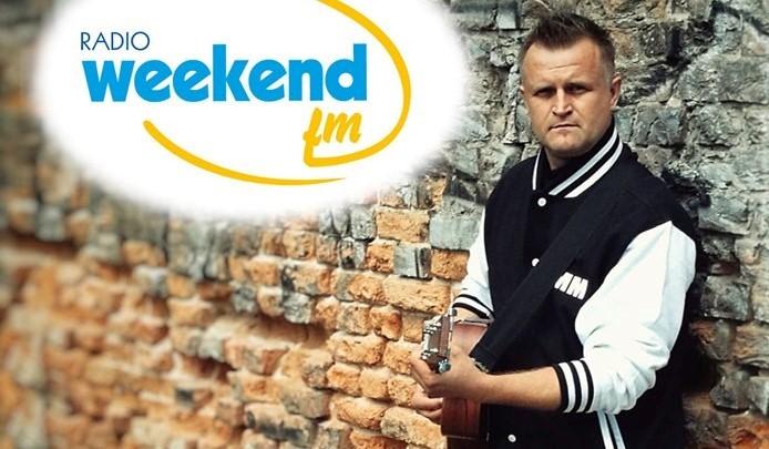 Michał Erward wraca do gry. Znany z zespołów Kokon i The Evergreen muzyk pochodzący z Chojnic w Weekend FM