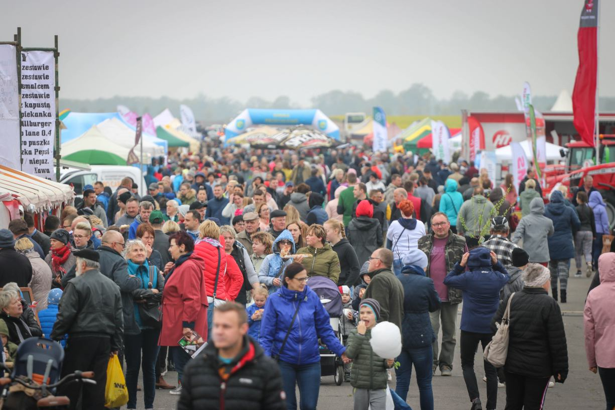 Targi Rolno-Przemysłowe i imprezy towarzyszące na lotnisku w Konarzynach