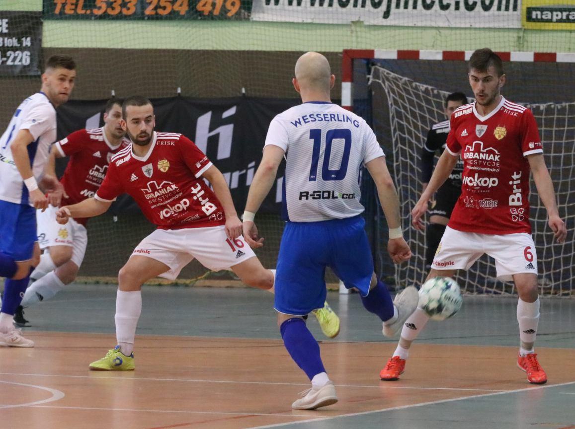 Chojnickie Czerwone Diabły wracają na parkiety Futsal Ekstraklasy