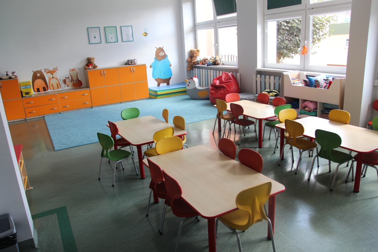 W Szkole Podstawowej nr 6 w Kościerzynie powstało pięć nowych oddziałów przedszkolnych FOTO
