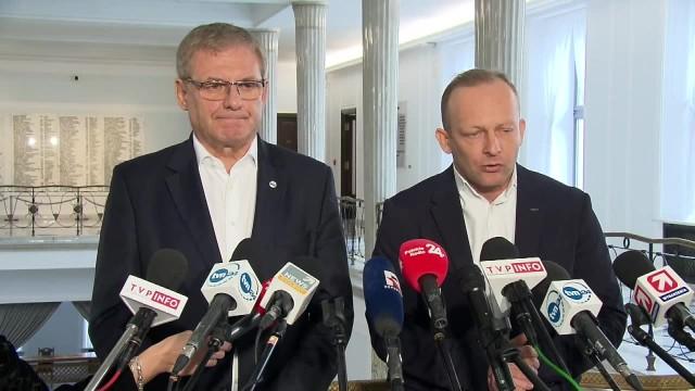 PO składa zawiadomienie do prokuratury ws. Polskiej Fundacji Narodowej