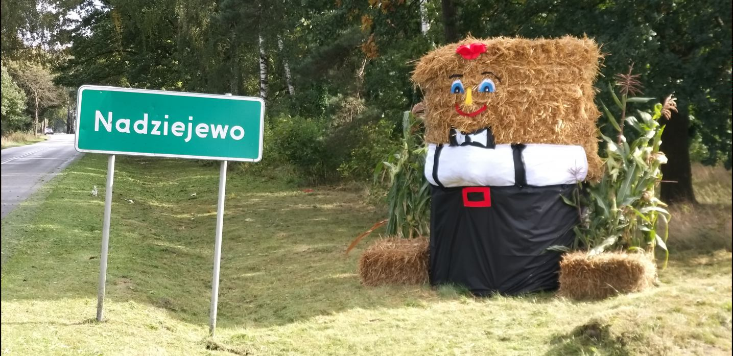 Dziś (21.09) w Nadziejewie Dożynki Powiatu Człuchowskiego