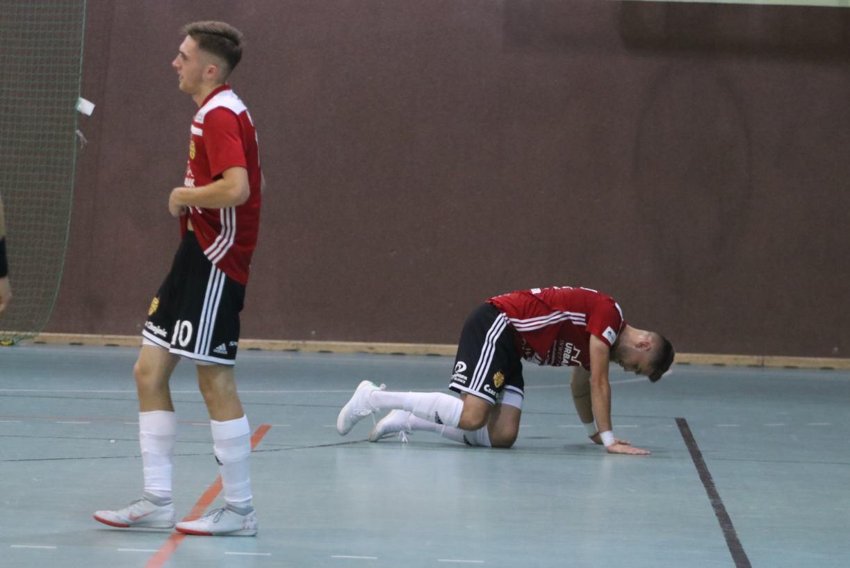 Zabrakło nam doświadczenia, może cwaniactwa. Futsaliści Red Devils Chojnice wciąż są bez zwycięstwa w nowym sezonie