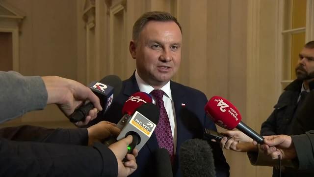 USA obejmą Polskę ruchem bezwizowym. Andrzej Duda ma nadzieję, że już od stycznia