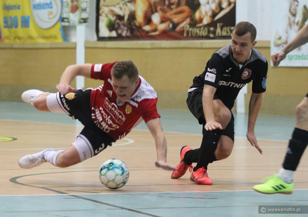 """""""Czerwone Diabły"""" wciąż bez zwycięstwa w nowym sezonie Futsal Ekstraklasy (FOTO)"""