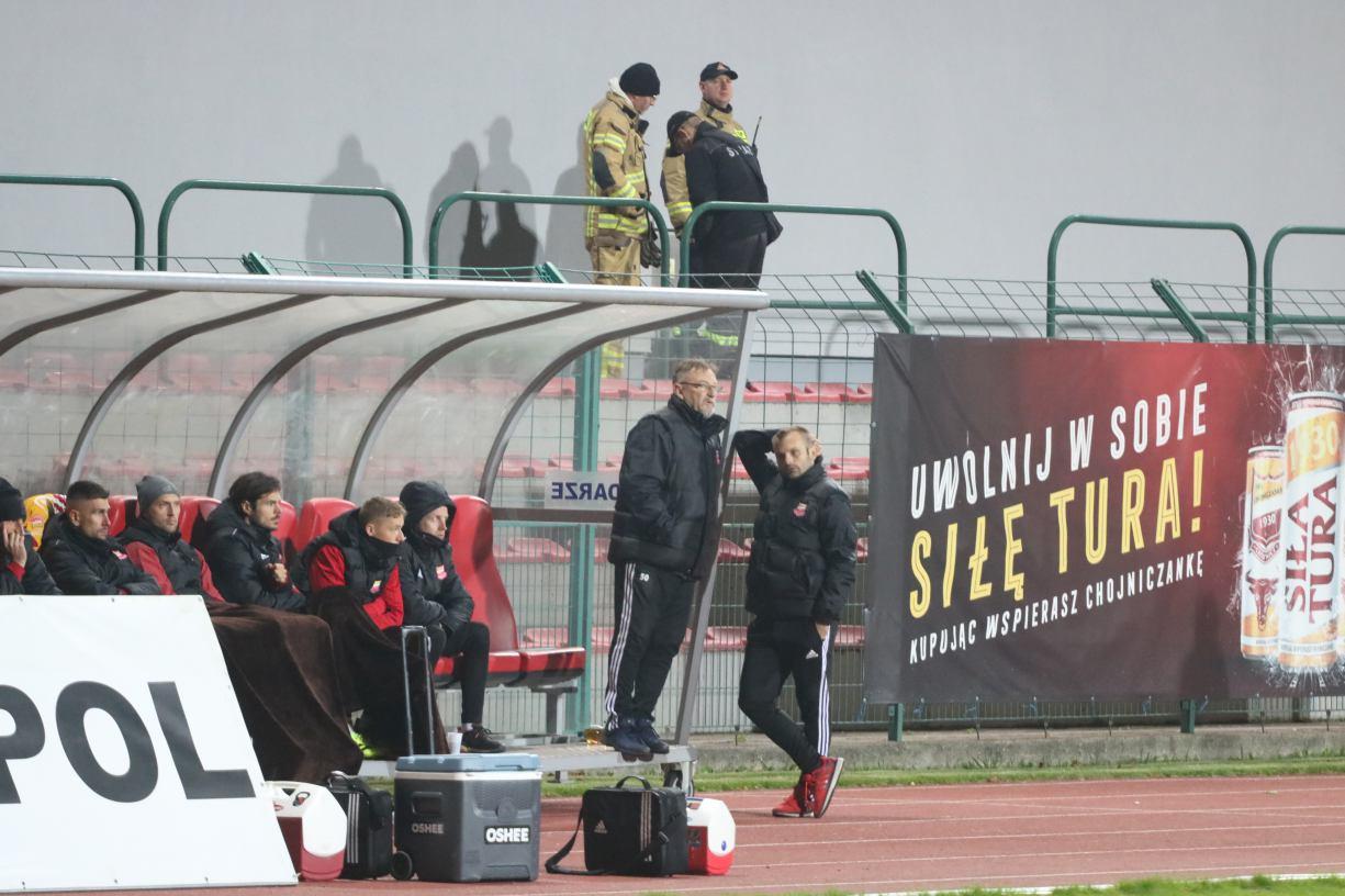 Czescy trenerzy Chojniczanki nie obawiają się o swoją posadę