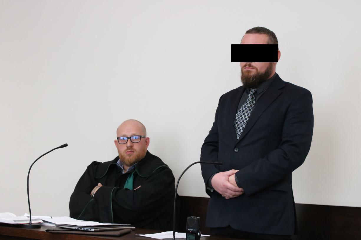 W Człuchowie ruszył wczoraj (7.10) proces Damiana P. - sprawcy tragicznego w skutkach wypadku na berlince