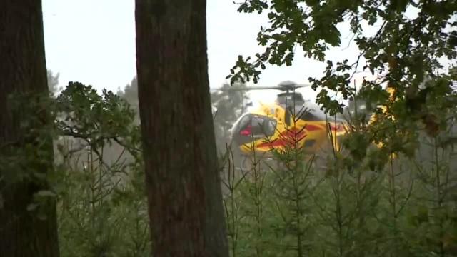Dwóch saperów zginęło, a czterech zostało rannych w eksplozji niewybuchu w lesie pod Kuźnią Raciborską