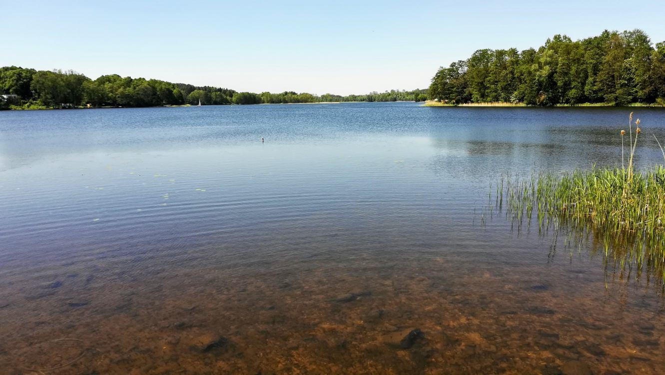 40-letni mężczyzna utonął w jeziorze Stryjewo w gminie Więcbork