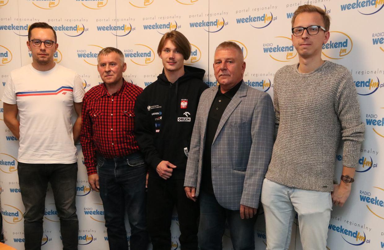 AMK Człuchów w Sportowym Weekendzie o śmierci Łukasza  Lonki, sukcesach na torach i zmianach w polskim motocrossie