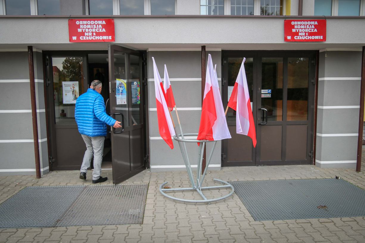 Wybory do Sejmu i Senatu 2019. Znamy frekwencję w regionie na godzinę 1700