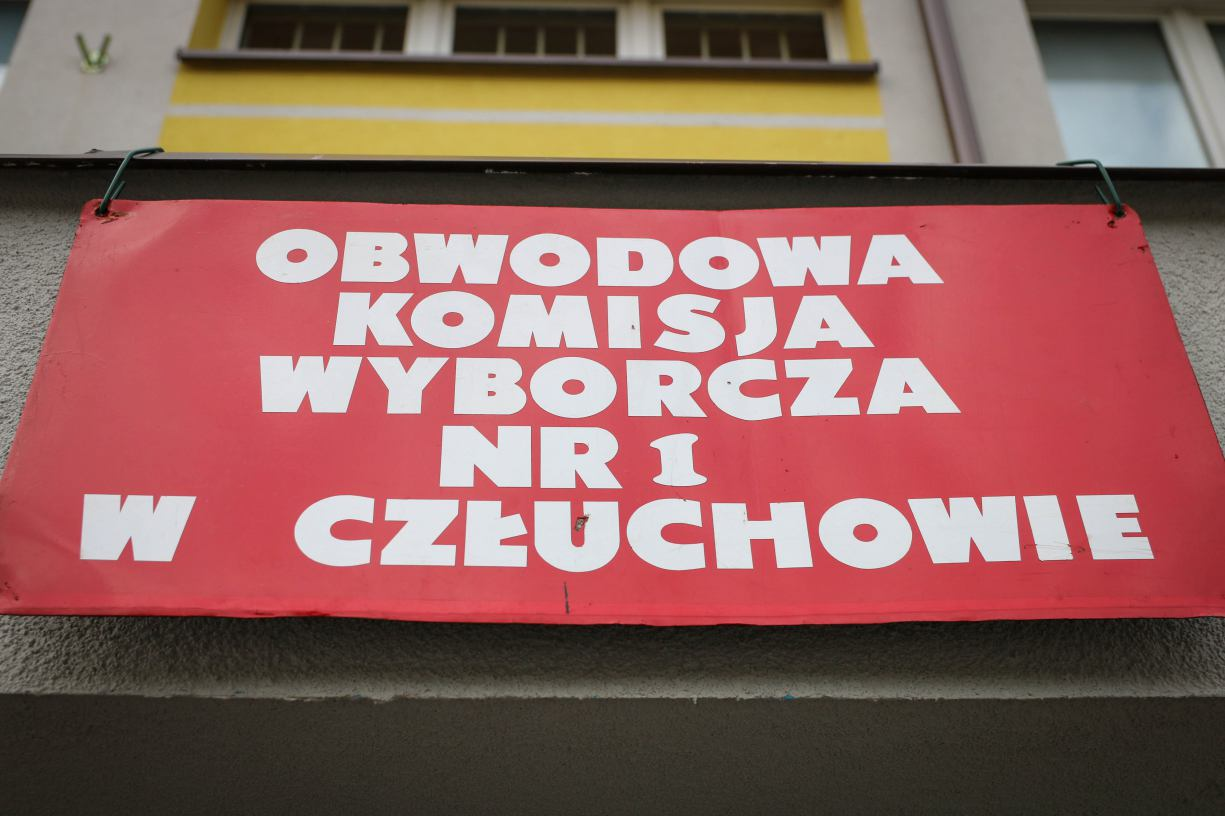 Wybory 2019. Tak głosowali mieszkańcy powiatu człuchowskiego