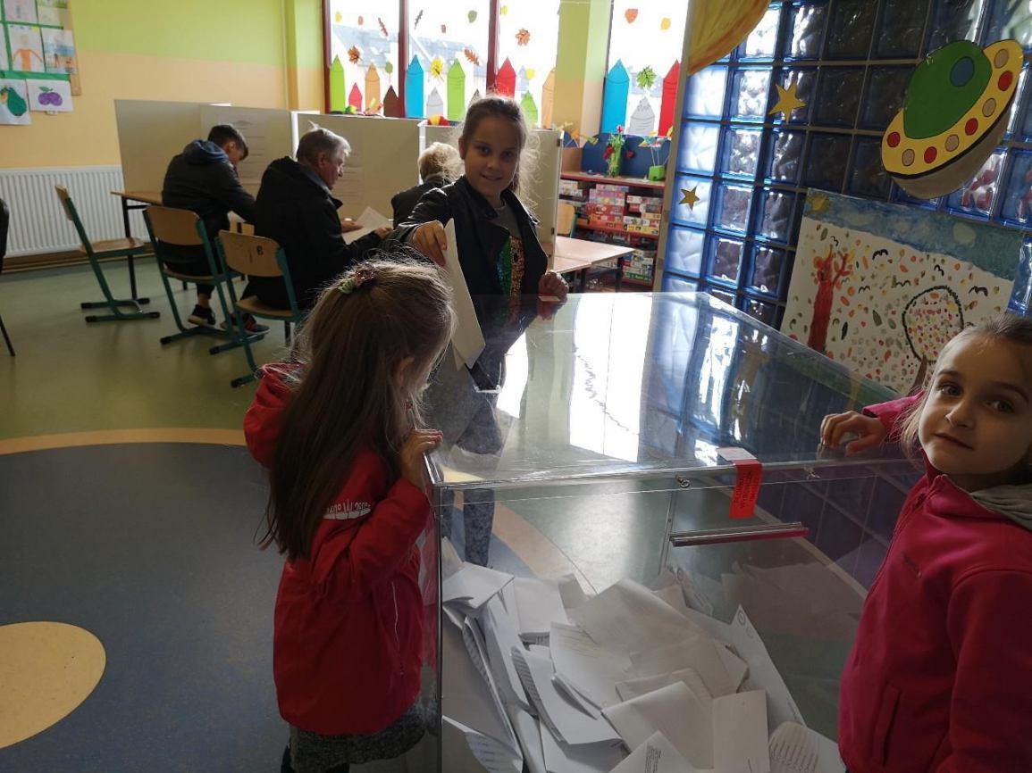 Wybory 2019. Oficjalne wyniki głosowania z powiatu bytowskiego