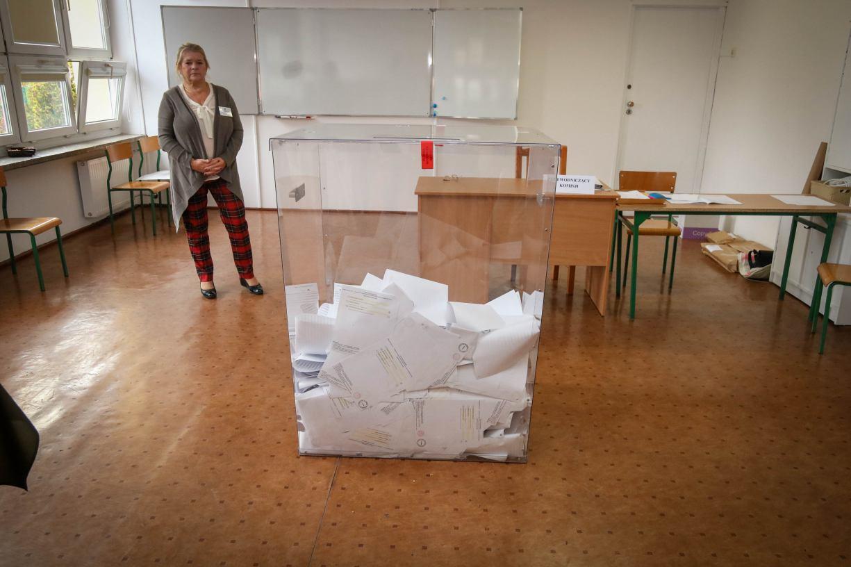 Wybory 2019. Oficjalne wyniki głosowania z powiatu tucholskiego