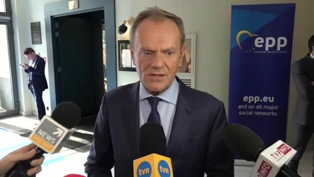 D. Tusk o brexicie Sprawa została uzgodniona