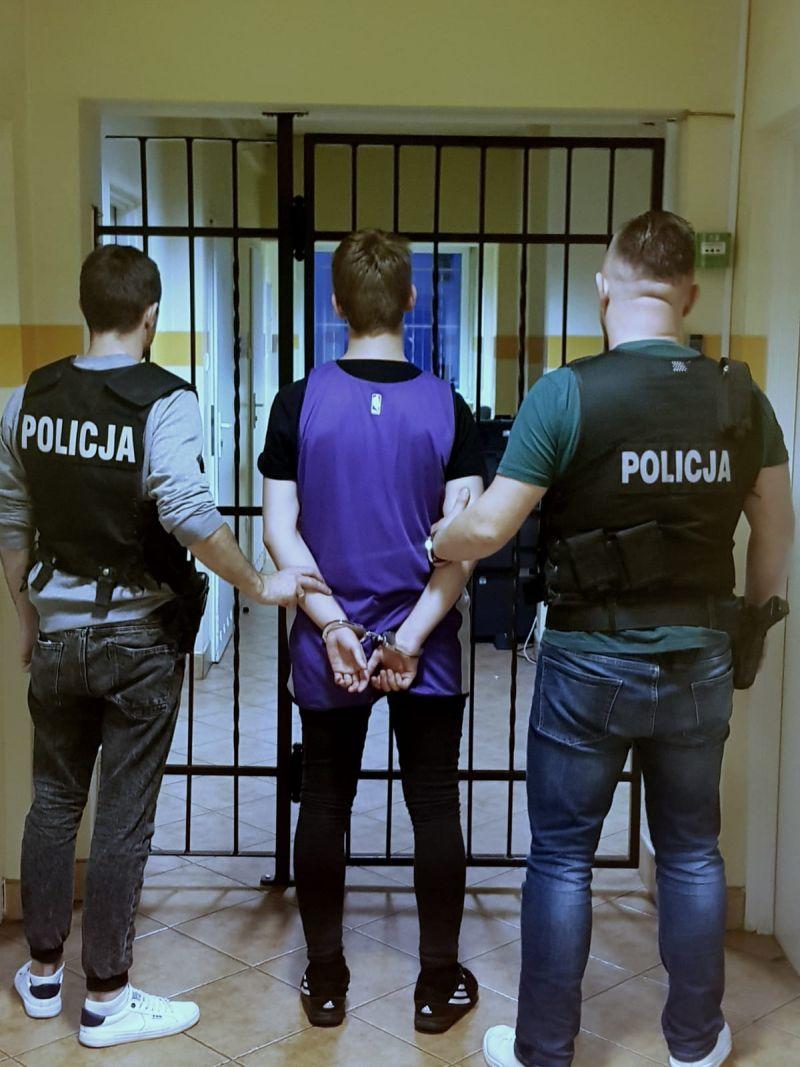 Areszt dwóch podejrzanych o kradzieże i włamania do domków letniskowych i kempingów