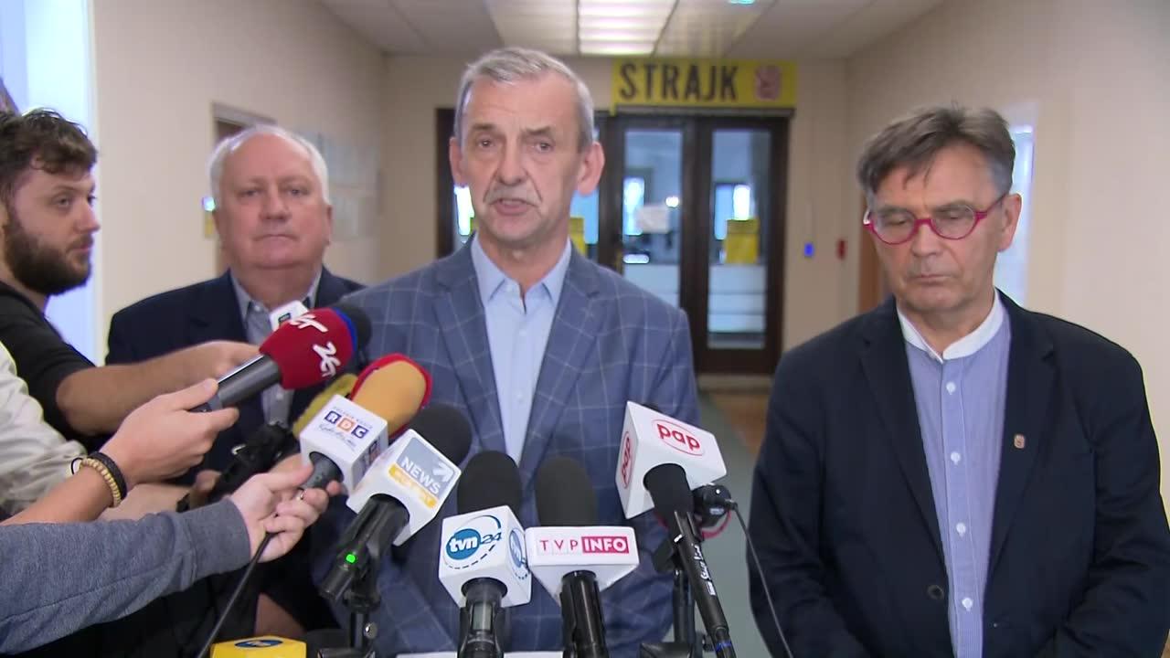 ZNP ogłosiło rozpoczęcie strajku włoskiego w szkołach. Jest bezterminowy