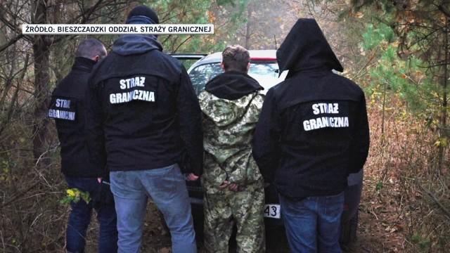 Szmuglował papierosy za pomocą drona. Straż graniczna zatrzymała Ukraińca
