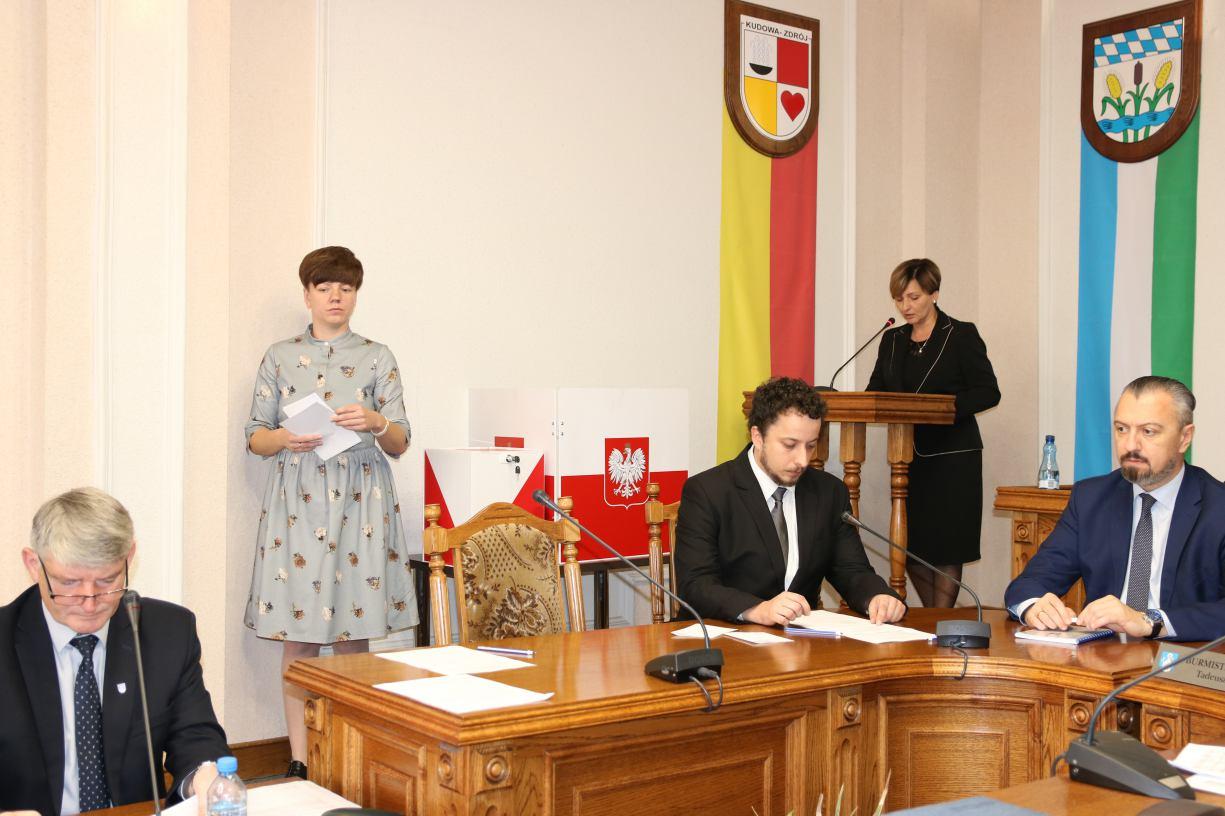 Rada Miejska w Tucholi wybrała ławników do Sądu Rejonowego i Okręgowego