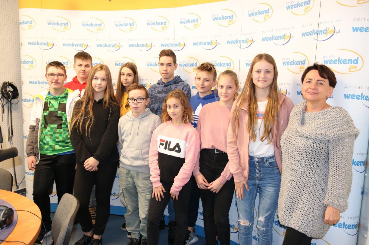 Dziesięcioro uczniów ze Szkoły Podstawowej w Koczale szykuje się do edukacyjnej wycieczki do Hiszpanii