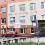 Tuchola:  | Kolejne obostrzenia w tucholskim szpitalu w związku z koronawirusem
