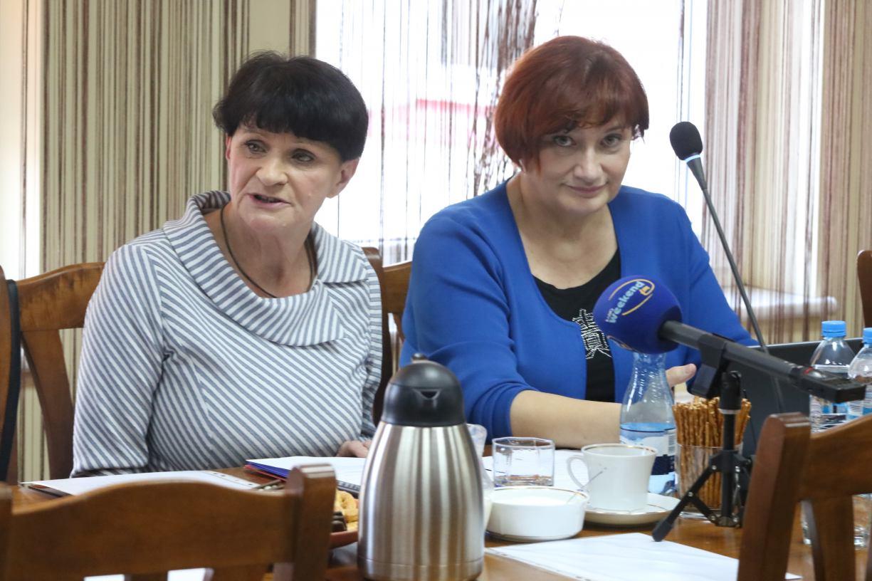Dyskusja o finansowaniu Zakładu Transportu Publicznego podczas sesji Rady Powiatu Człuchowskiego