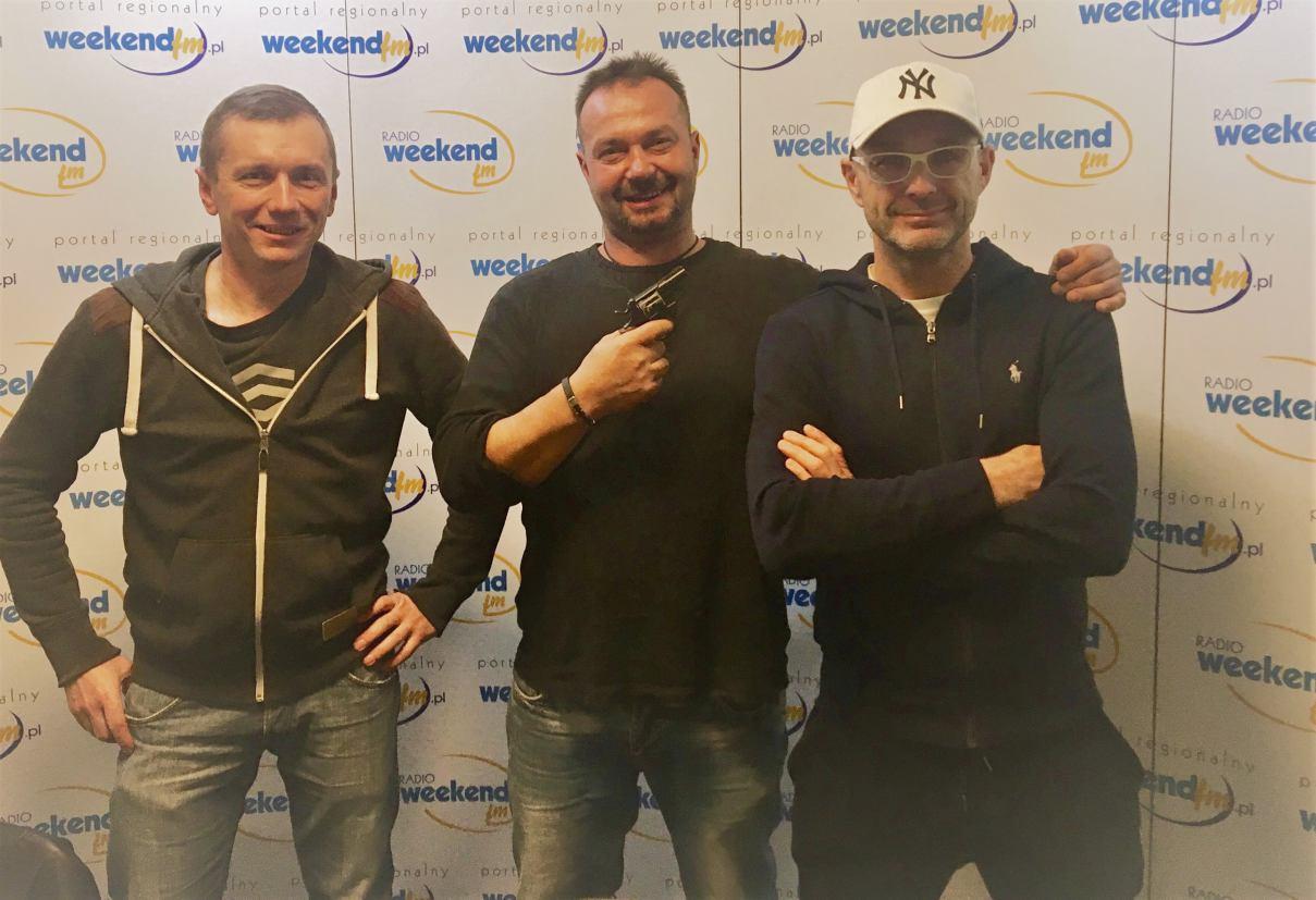 MAD MAX IV powstał pod Chojnicami w 1993!- Krzysztof Pestka, Sławomir Grobelny i Marcin Synoradzki w Weekend FM